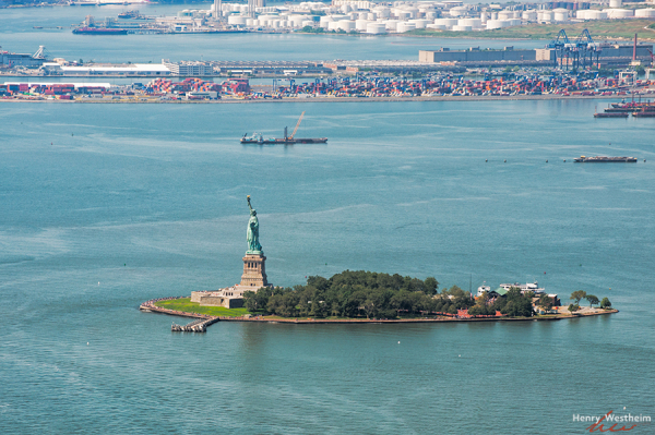 Statue of Liberty, Liberty Island, NYC