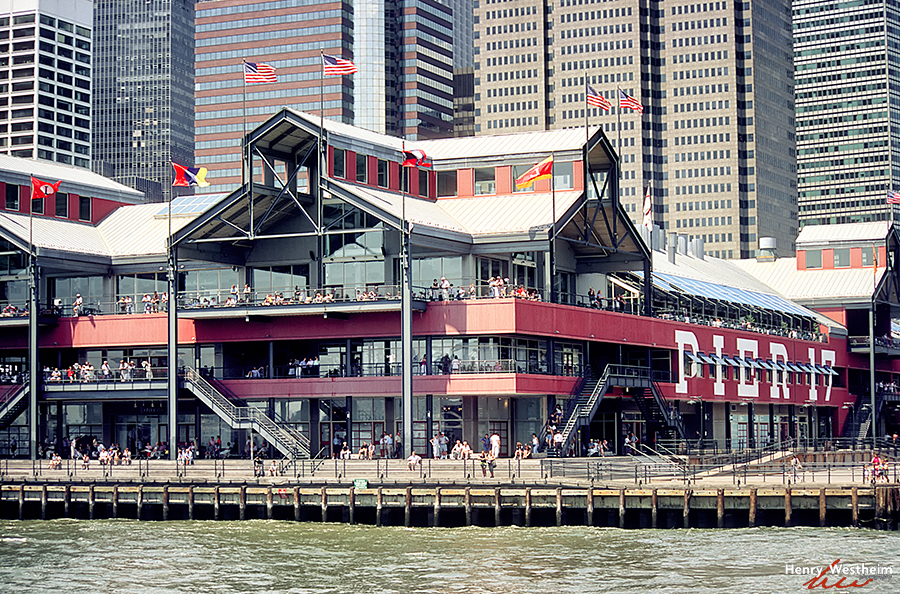 South Street Seaport, Pier 17, New York City, NYC