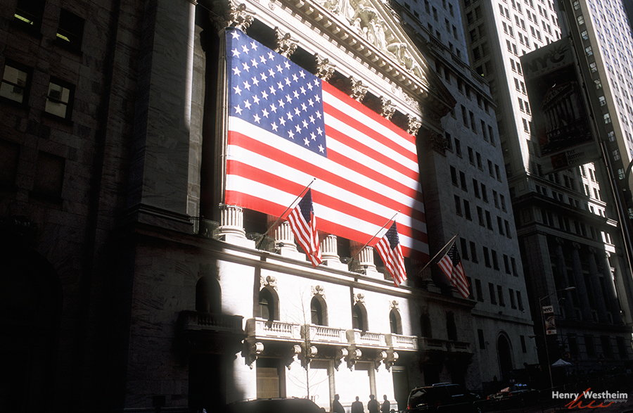 New York Stock Exchange, Wall Street, NYC