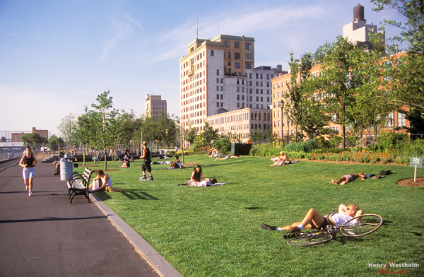 Hudson River Park, Manhattan, New York City, NYC