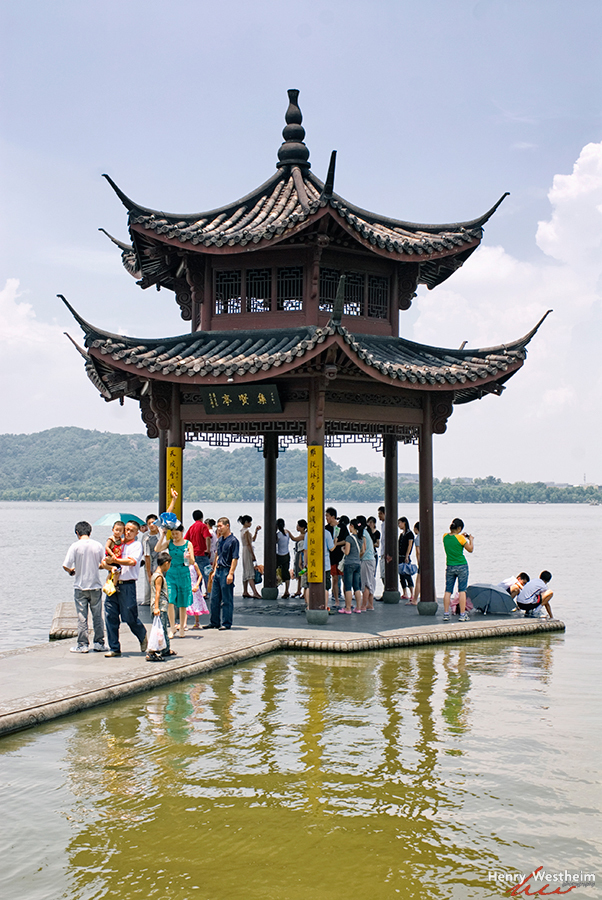 China, Hangzhou, Xi Hu, West Lake