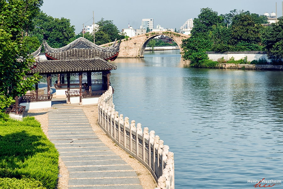 China, Suzhou, The Great Canal