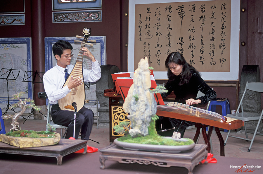 Chinese Traditional Music Performance