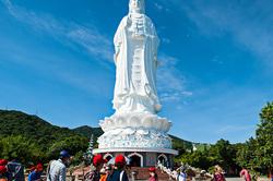 Lady Buddha, Linh Ung Pagoda, Da Nang, Vietnam