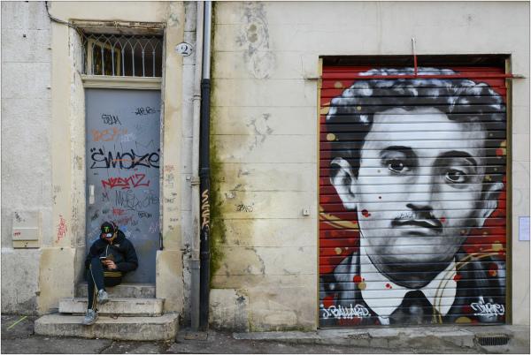 Street... art....