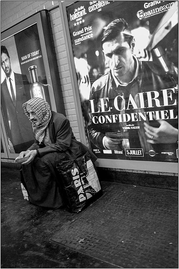 Man of today, Le Caire, Paris