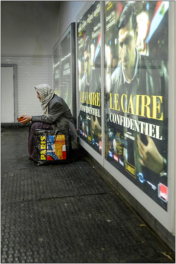Le Caire-Paris