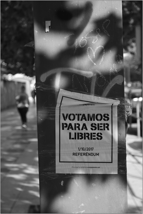 Freedom in democracy