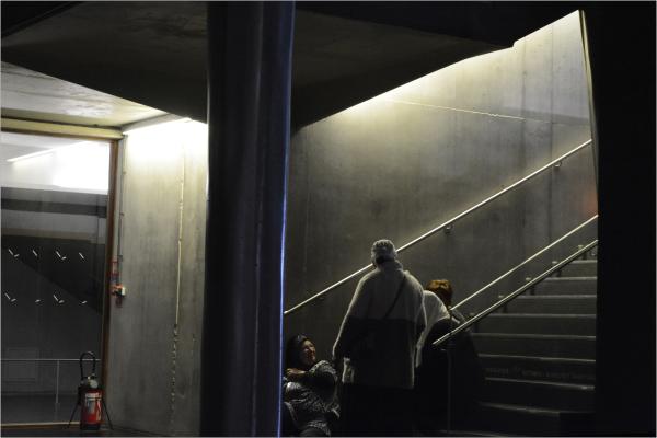 Escalier B