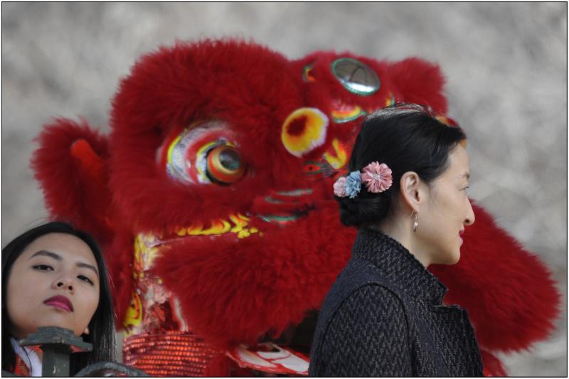 Portraits Chinois 5