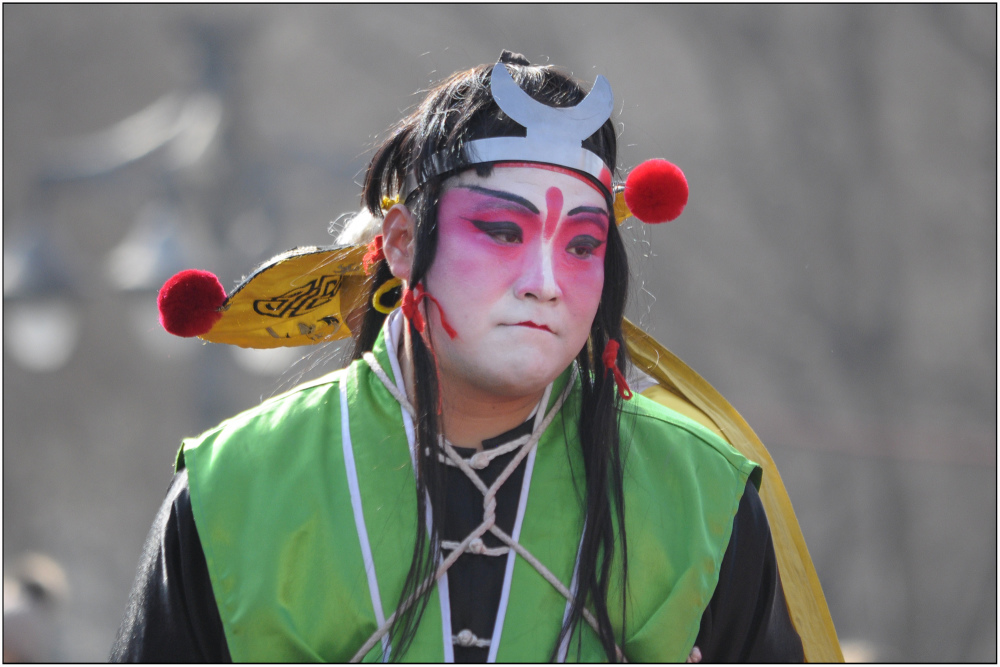 Portrait Chinois 6