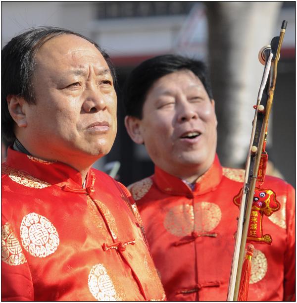 Chang qui pleure, Chang qui rit ... Portraits 9
