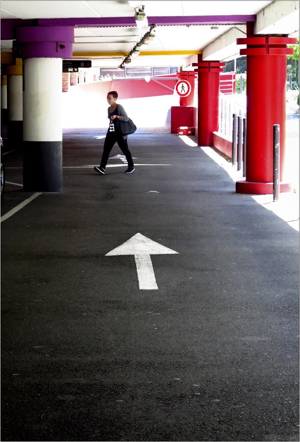 Passer au rouge