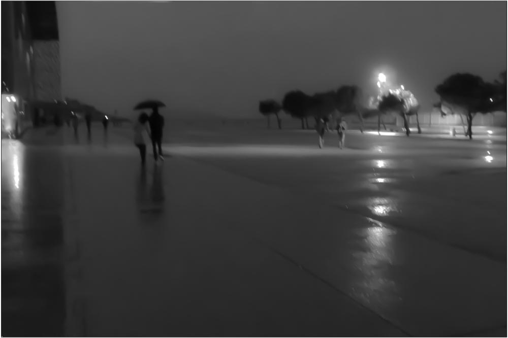 Par un soir pluvieux