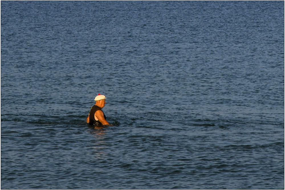 Le matelot prend l'eau