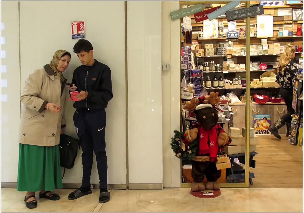Portable de Noël