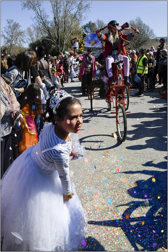 La princesse aux confettis