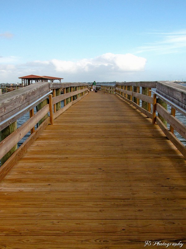 Eau Gallie Fishing Pier