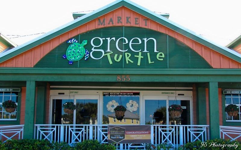 Green Turtle Market