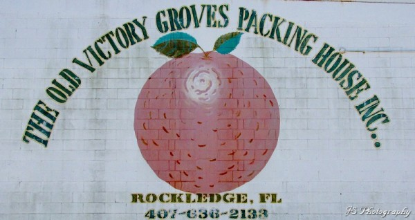 The Old Victory Groves Packing House