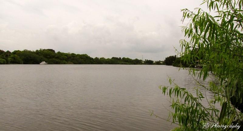 Crane Creek in Melbourne, Florida