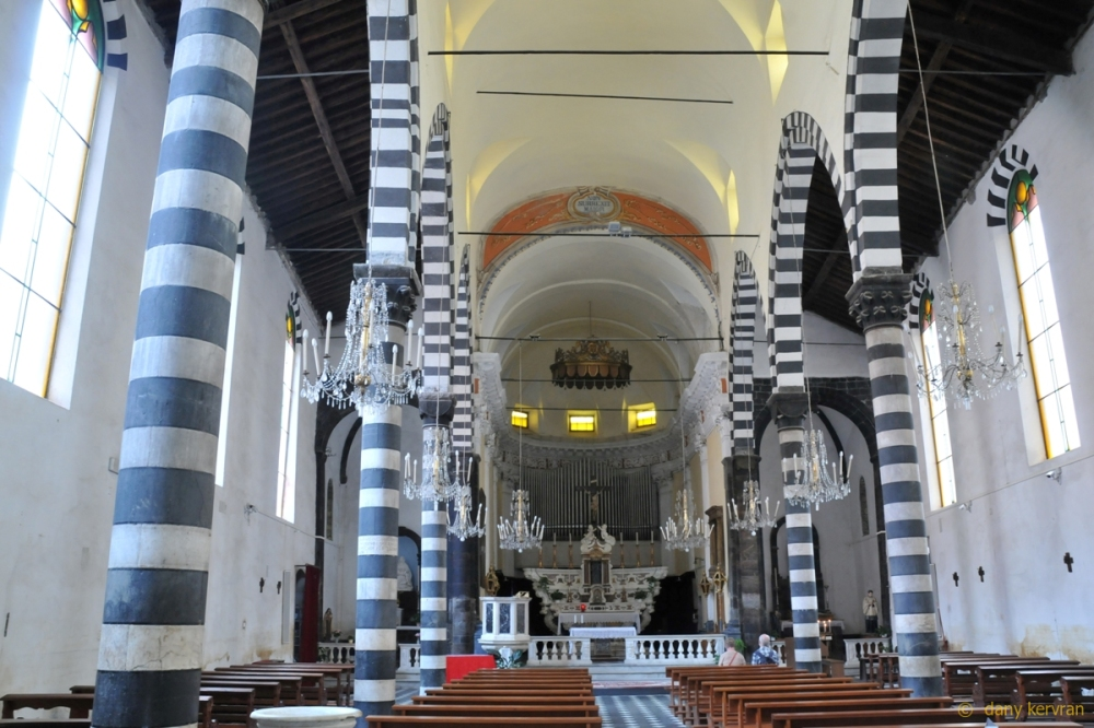 Monterosso, St. John the Baptist church