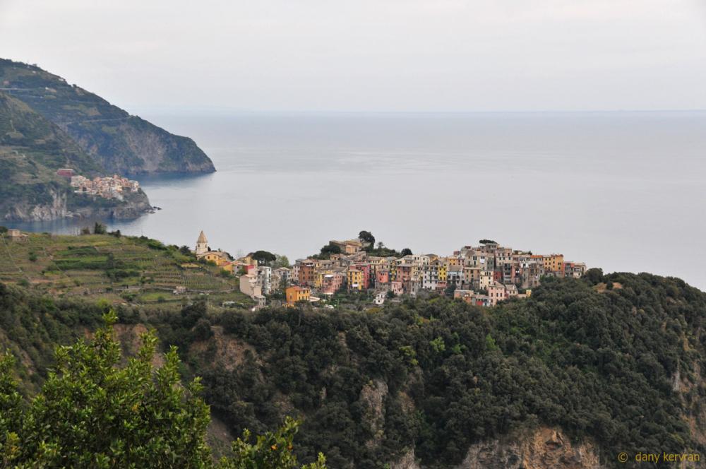 Corniglia, the Five Lands (Italy)