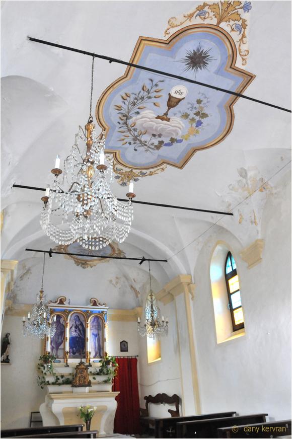 Riomaggiore (Italy), chapel