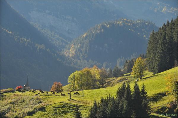 autumnsin Le Reposoir (Haute-Savoie, France)