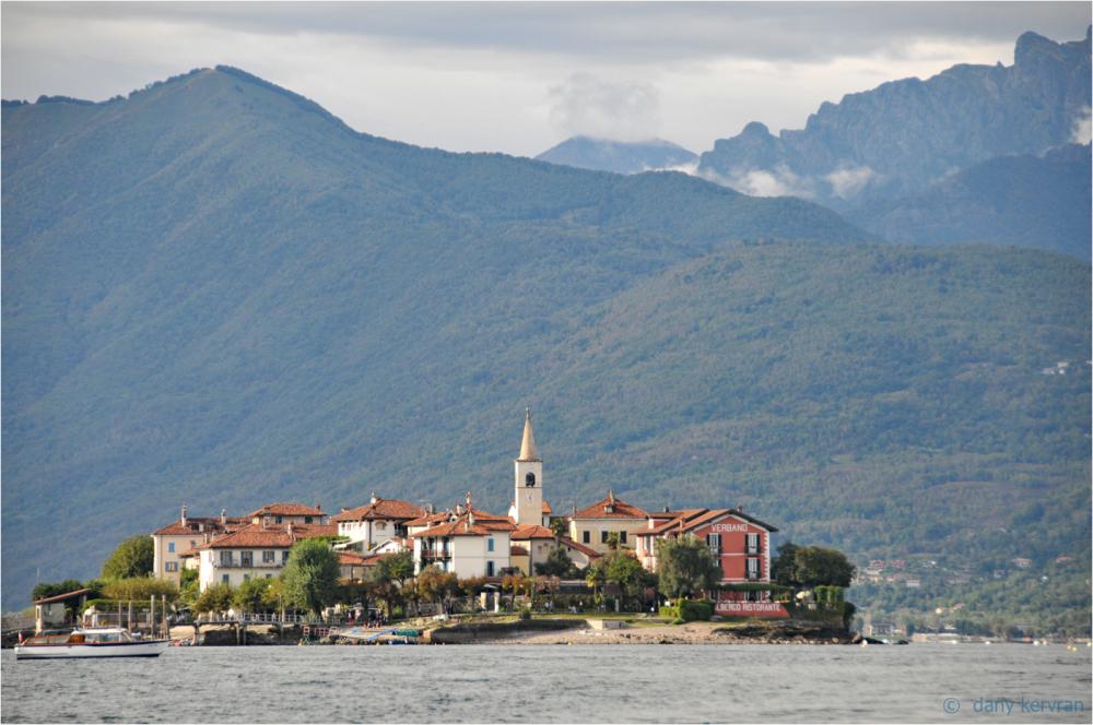 Isola dei Pescatori (Stresa, Italy)