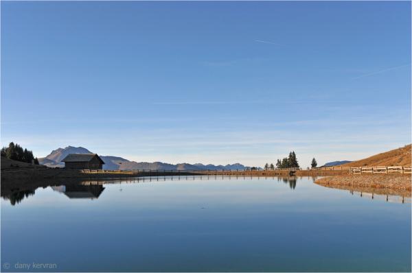 Chamossiere lake