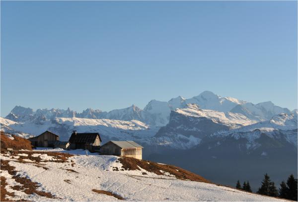 Mont-Blanc massif