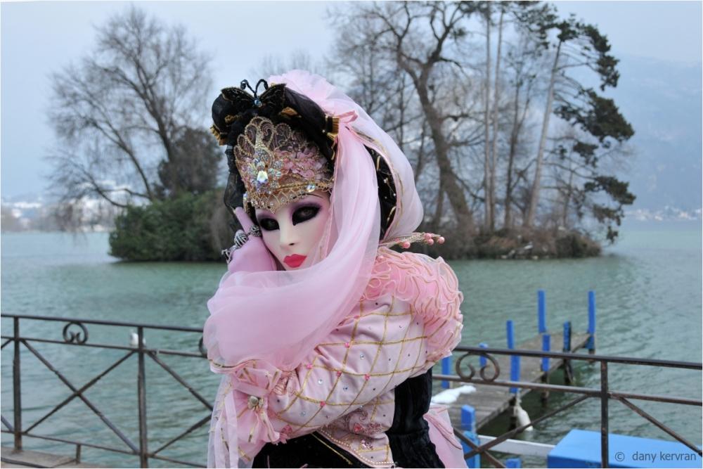 Venitian Carnival in Annecy