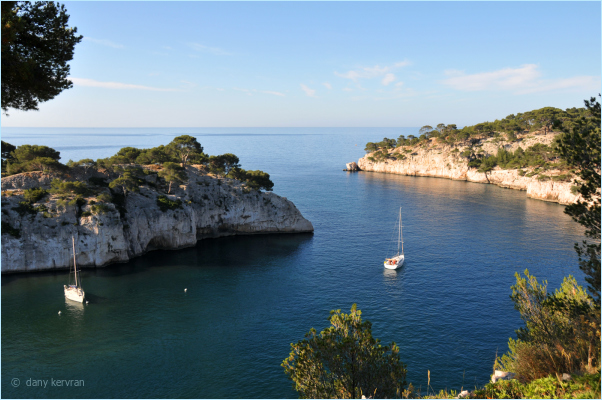 calanque of Port-Miou