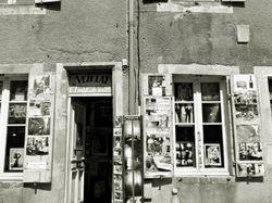 The photographer's shop