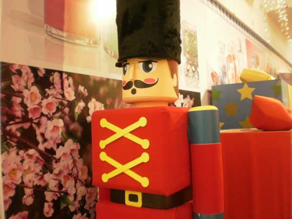Christmas Nutcracker Prince Decoration