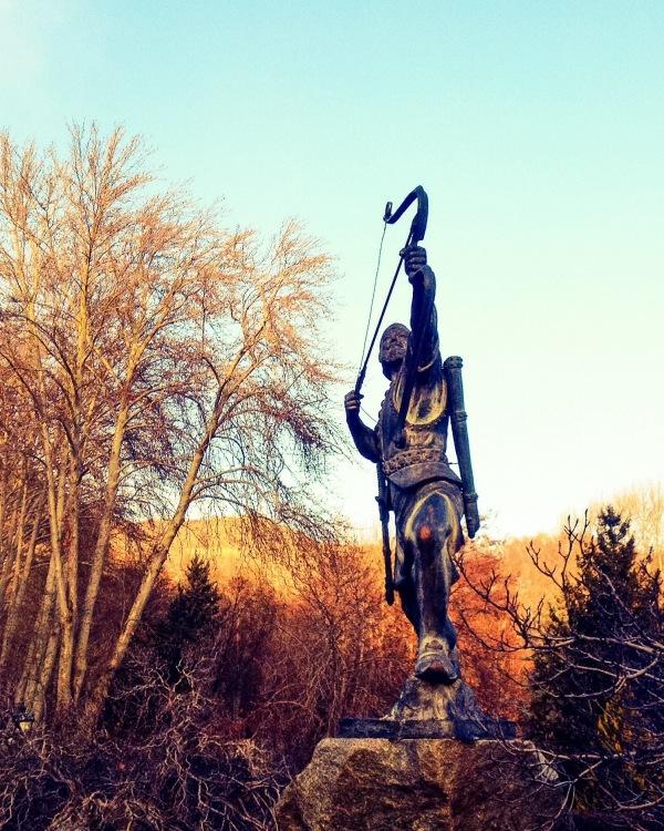 Iran,tehran,saadabadpalace,arash,epic,statue