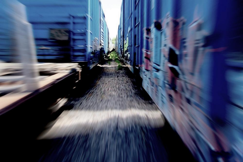 Train  AAaaaaaa Coming