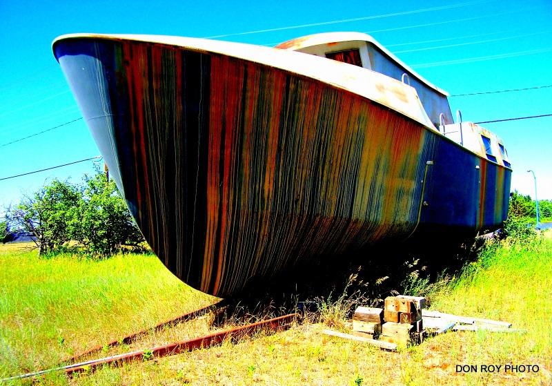 Rain Bow Boat