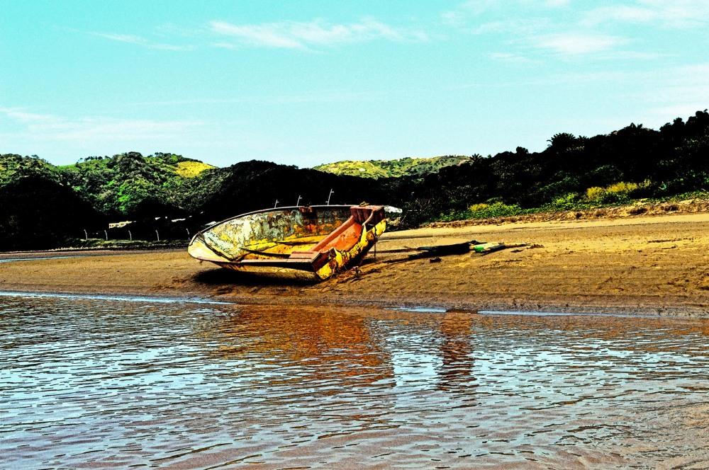 river ferry port st johns wild coast