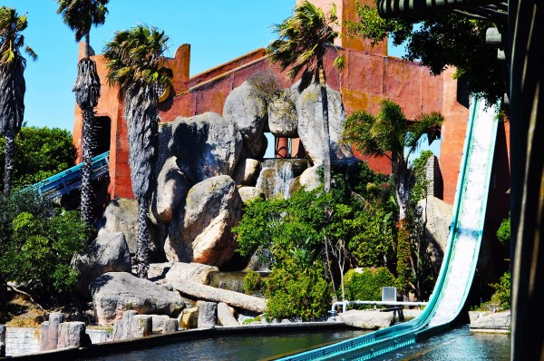 Ratange JUnction Water Slide