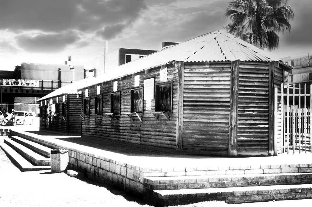Curio Stalls Dolphin Beach Jeffreys Bay