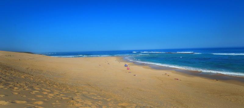 Beach at Sardinia Bay Port Elizabeth