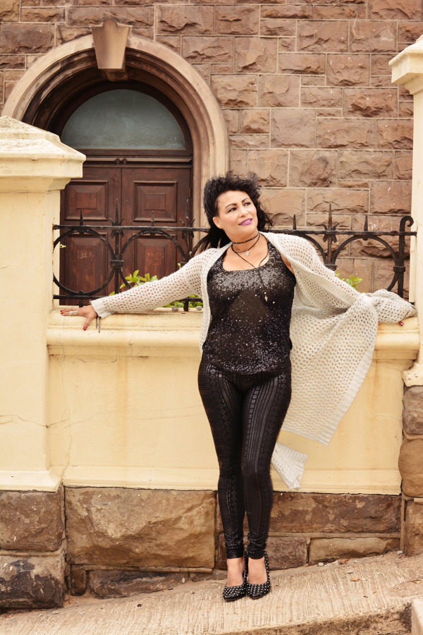 Charmaine Allison Singer Port Elizabeth Eyeconic