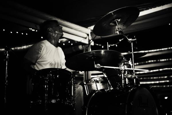 Gino Fabbri Drum Solo Port Elizabeth Photography