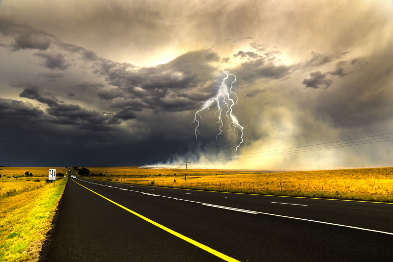 African Storm Landscape Photogrpahy Eyeconic