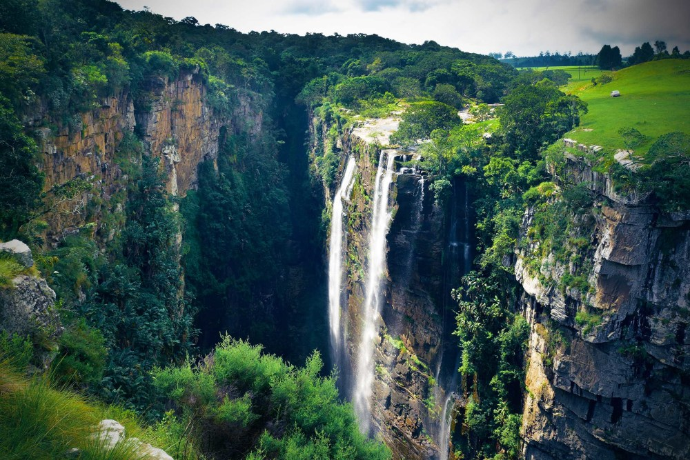 Magwa Falls Wild Coast South Africa Eyeconic