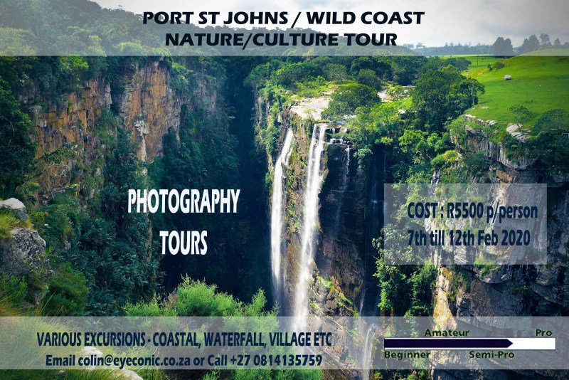 Photography Tours in Wild Coast South Africa