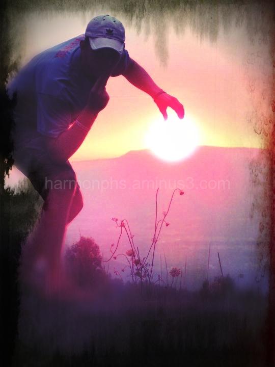 Lifting The Sun