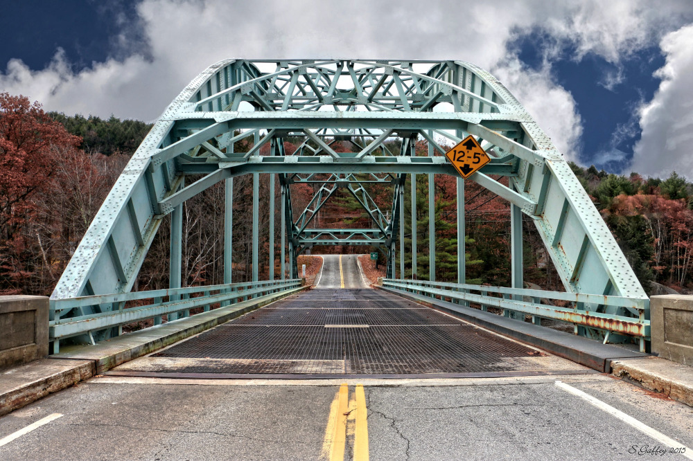 Bridge. Thornton, New Hampshire
